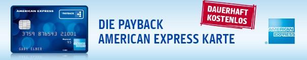 Payback Amex kostenlos